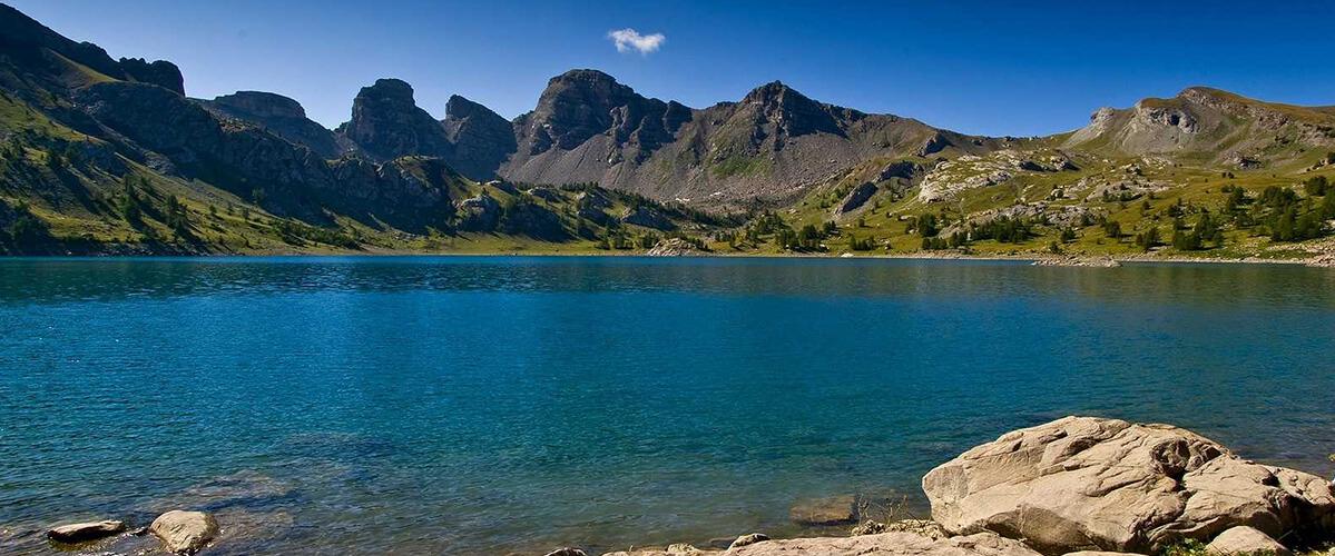 Lac du Mercanteour 2