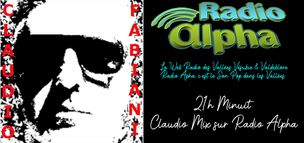 affiche-claudio-in-the-Mix